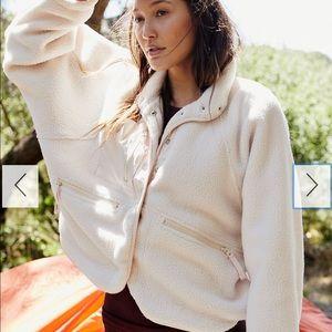 FP Hit the slopes fleece jacket xs